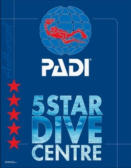 5 STAR DIVE CENTER PADI
